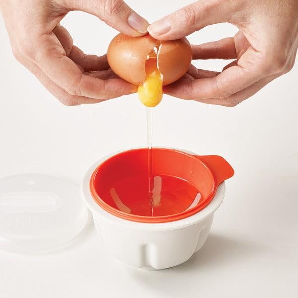 Miska na ztracené vejce do mikrovlnky Joseph Joseph Nest
