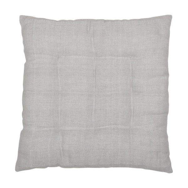 Bavlněný polštář A Simple Mess Borv Glacier Grey, 40x40cm