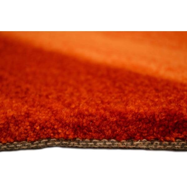 Koberec Casablanca 70x140 cm, oranžové odstíny