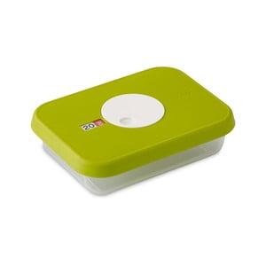 Zelená krabička na potraviny Joseph Joseph Dial, objem 0,7l