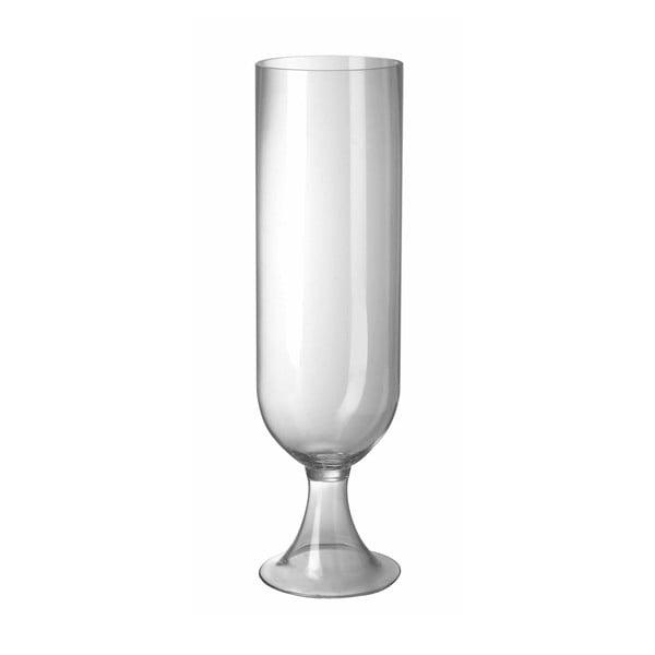 Skleněná váza Parlane Eston, výška 50 cm