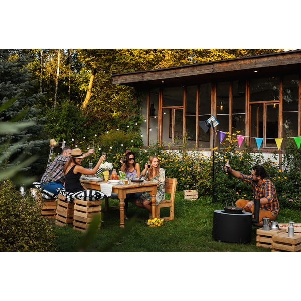 Zahradní nábytek Siesta Picnic Natural, 140x128 cm