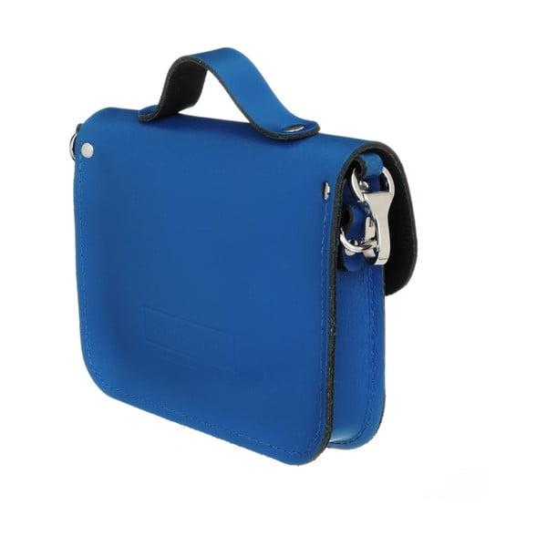 Kožená menší kabelka Alton Royal Blue