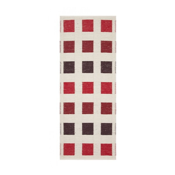 Vysoce odolný koberec Cubo V2, 60x150 cm