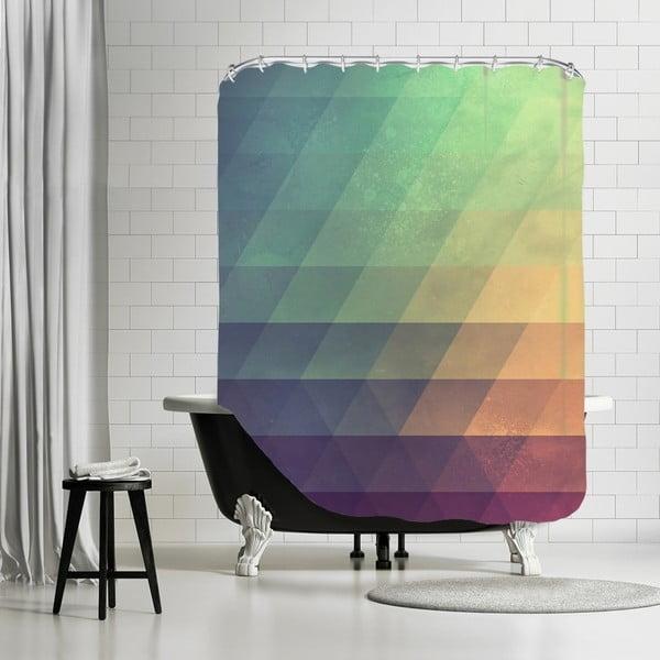 Koupelnový závěs Pastels, 180x180 cm