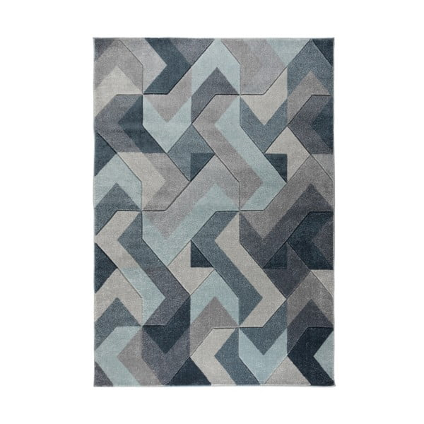 Covor Flair Rugs Aurora Denim, 160 x 230 cm