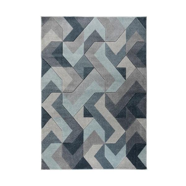 Koberec Flair Rugs Aurora Denim, 160×230 cm