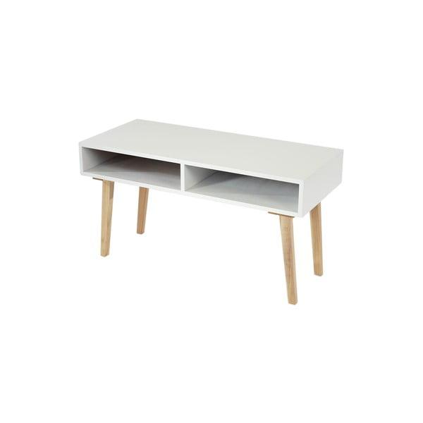 Odkládací stolek Vaasa White