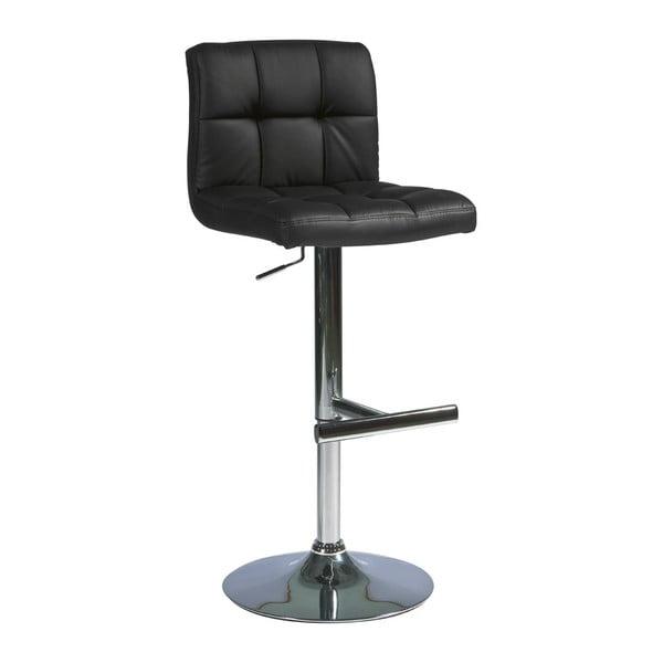 Barová židle C105, černá