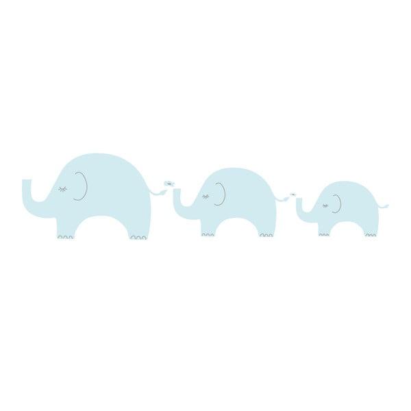 Vinylová samolepka Elefante Celeste