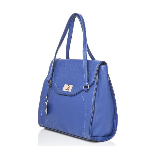 Kabelka Acqua di Perla Donnatello Blue Flap