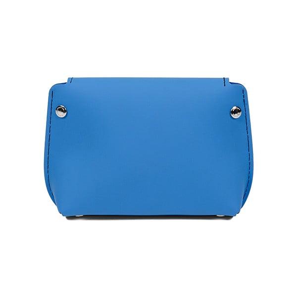 Kožená kabelka Milly Blue