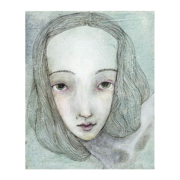 Autorský plakát od Lény Brauner Agáta, 50x60 cm