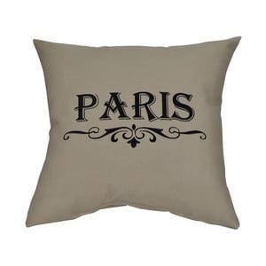 Polštář Paris 40x40 cm, béžový