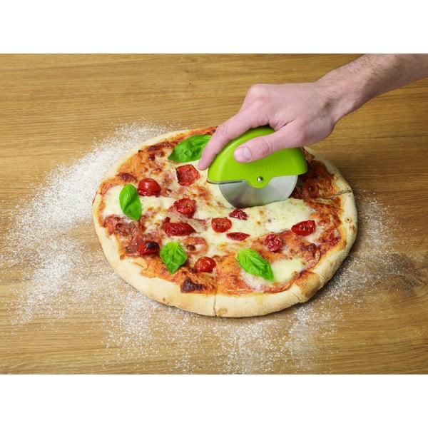 Kráječ na pizzu Scoot, zelený