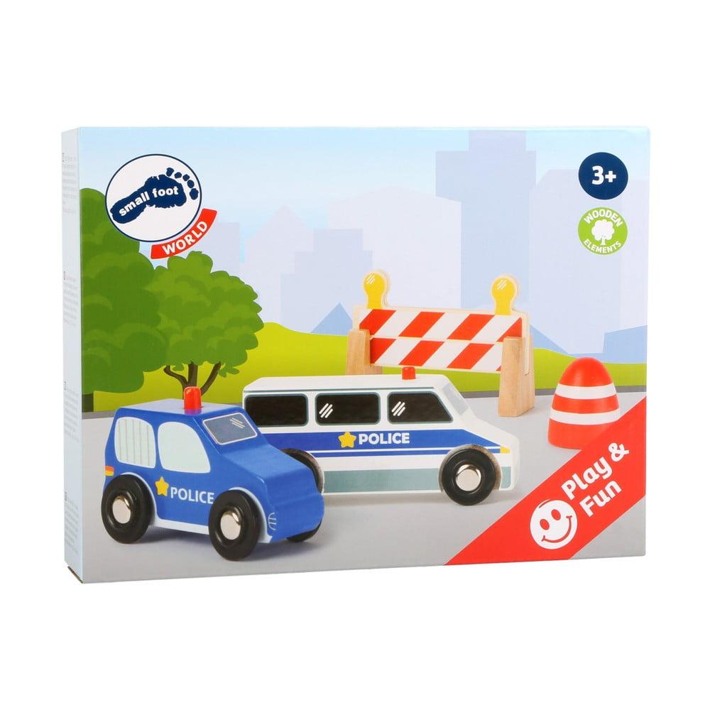 Dětský dřevěný moto set Legler Snacktime