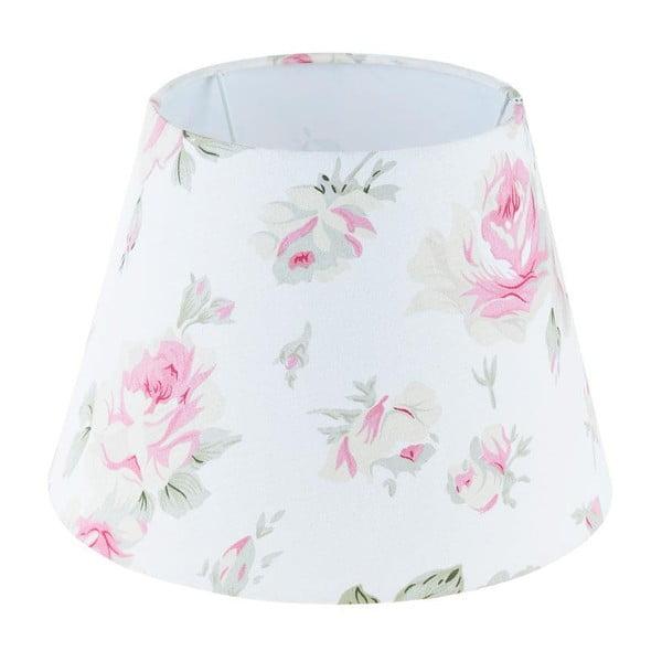 Stínítko k lampě Pink Flowers