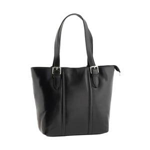 Černá kožená kabelka Ore Diece Potenza