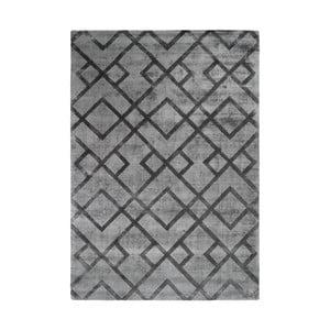 Koberec Kayoom Glossy Grau Anthrazit, 160x230cm