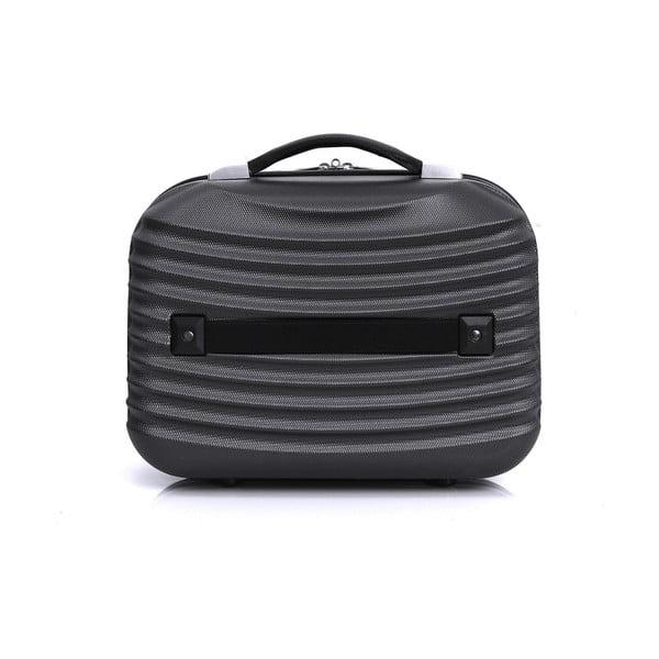 Černé malé příruční zavazadlo Hero Patapios,