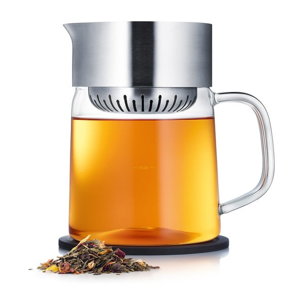 Dzbanek do herbaty z sitkiem Blomus Tea Jane, 1 l