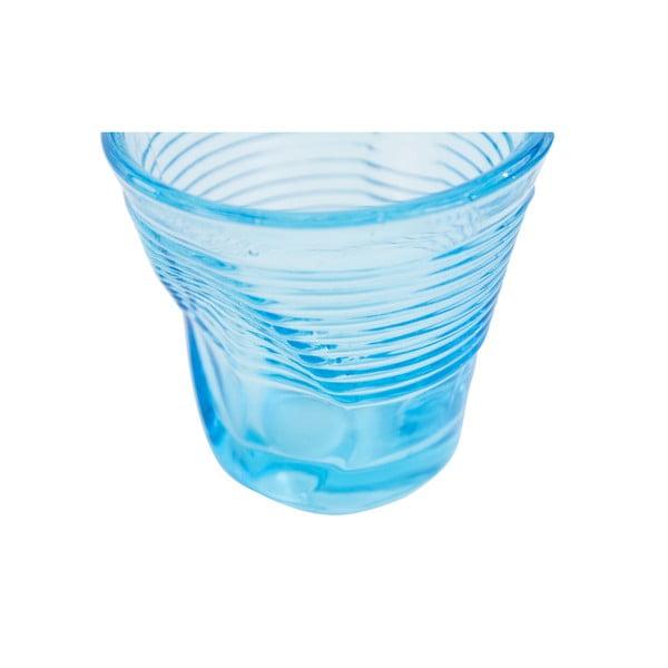 Sada 6 sklenic Kaleidos 115 ml, světle modrá