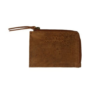 Portofel din piele pentru monde O My Bag Clue, maro