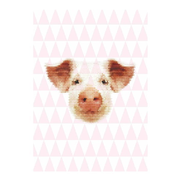 Plakát Pig, A3
