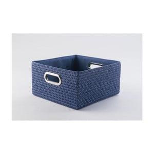 Modrý úložný koš Compactor Parujo