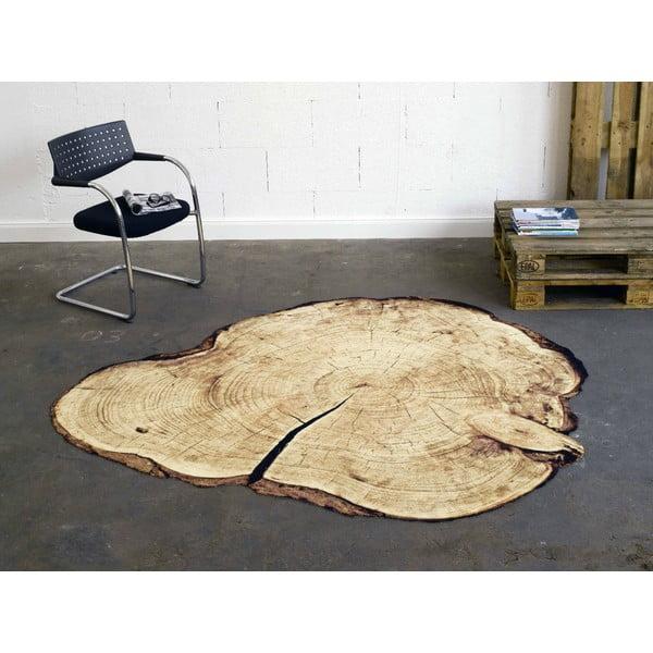 Koberec Nature - pařez, 200 cm