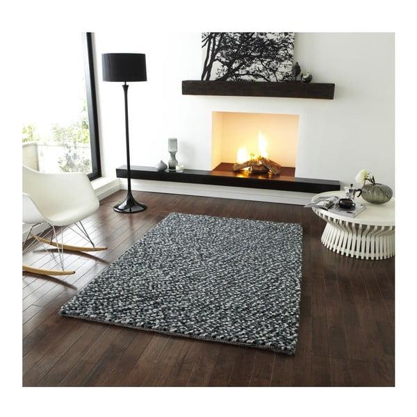 Koberec Pebbles Grey, 150x230 cm