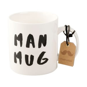 Porcelánový hrnek Creative Tops Man Pint Mug, 700 ml
