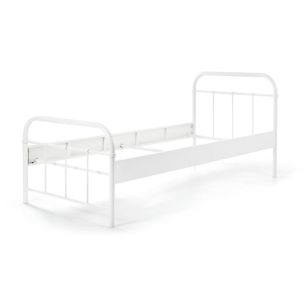 488583fdb129 Bílá kovová dětská postel Vipack Boston
