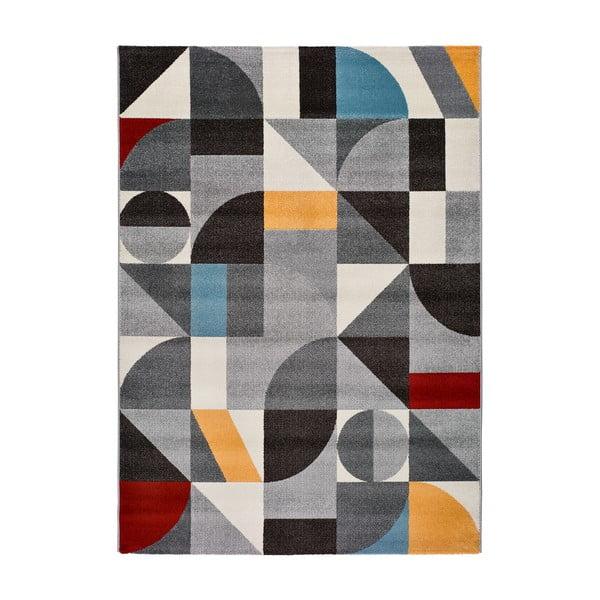 Covor Universal Delta Multi, 57 x 110 cm, gri