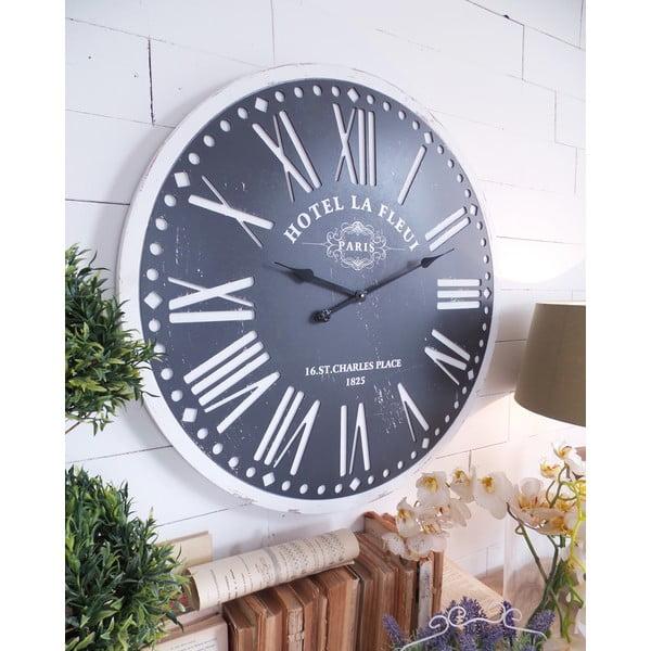 Nástěnné hodiny Hotel le Fleui, 80 cm