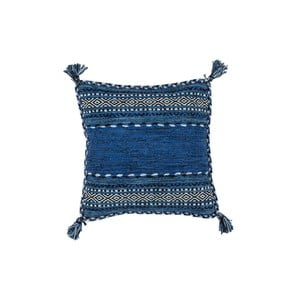 Polštář Native Blue, 45x45 cm