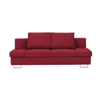 Canapea extensibilă cu două locuri Windsor & Co Sofas Iota, roşu de la Windsor & Co Sofas