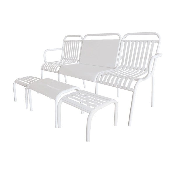 Sestava kovového nábytku Garden