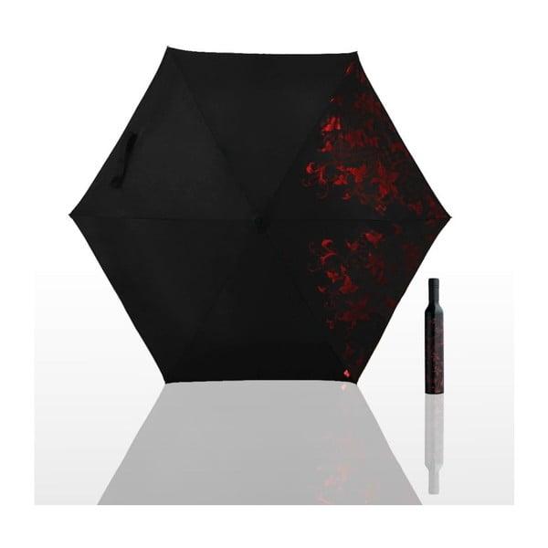 Skládací deštník Bumbershoot, černý