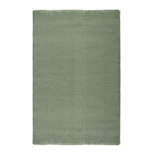 Vlněný koberec Pradera Verde, 120x160 cm