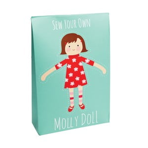 Set cusut păpușă Rex London Molly Doll