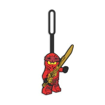 Etichetă pentru bagaj LEGO® NINJAGO Kai poza