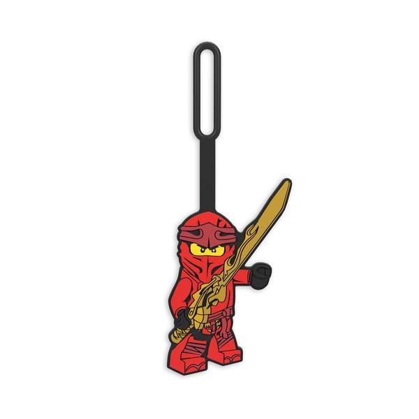 Jmenovka na zavazadlo LEGO® NINJAGO Kai