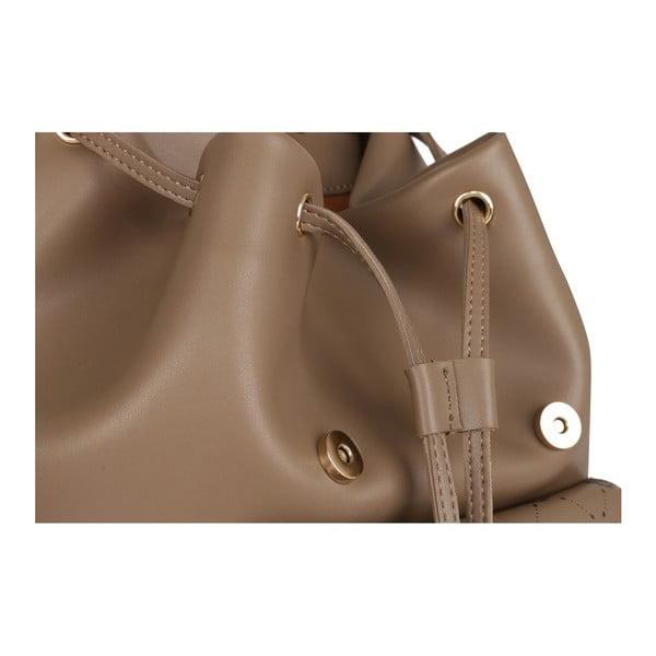 Tmavě hnědý batoh Beverly Hills Polo Club Callo