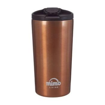 Sticlă termos Premier Housewares, 250 ml, negru-arămiu imagine