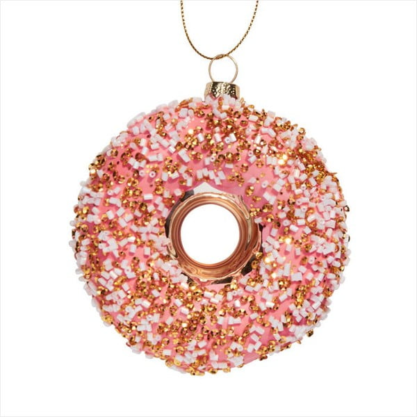 Vánoční závěsná ozdoba Butlers Hang On Donut