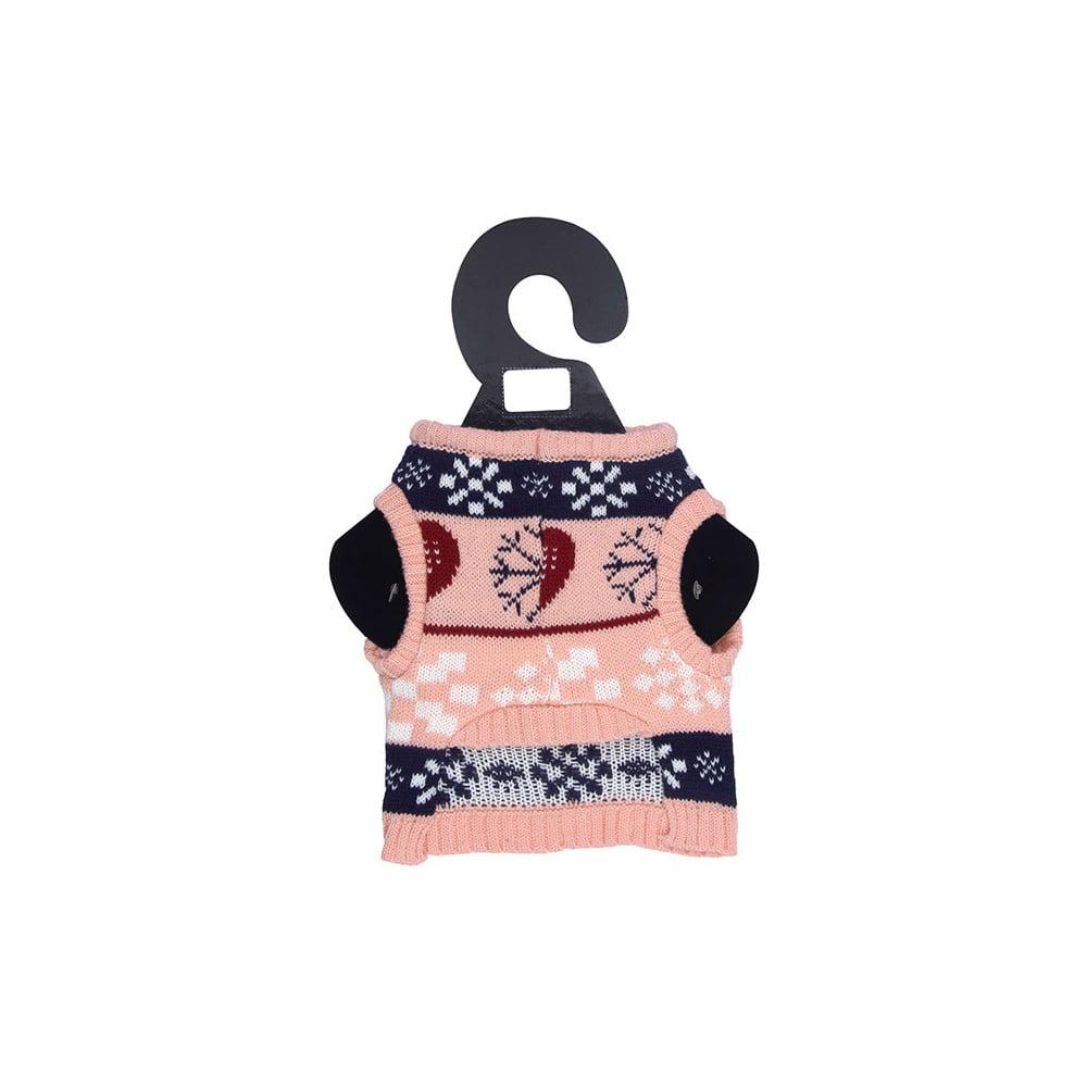 Pletený svetr pro psa Tri-Coastal Design, velikost XS