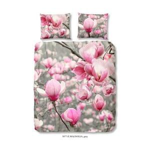Lenjerie de pat din bumbac Muller Textiel Magnolia, 155x220cm