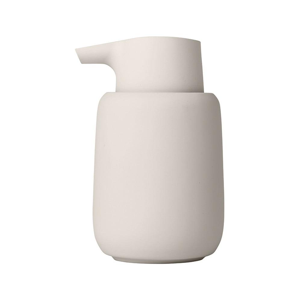 Krémově bílý dávkovač mýdla Blomus , 250ml