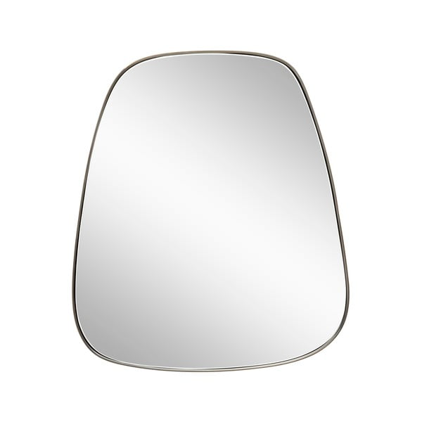 Nástěnné zrcadlo Hübsch Srijolo, 42 x 48 cm